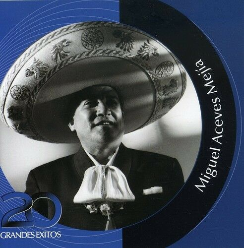 Miguel Aceves Mejia - Inolvidables RCA: 20 Grandes Exitos [New CD]