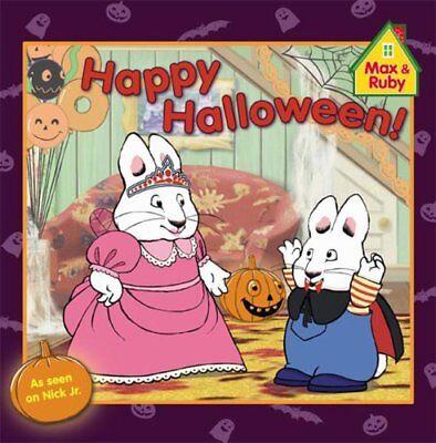 B0098RG01Y Happy Halloween! (Max and Ruby)