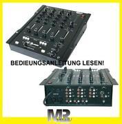 12 Kanal Mixer