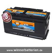 Schlepper Batterie