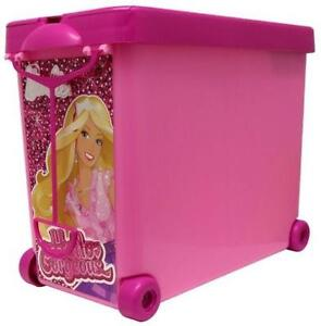 Captivating Barbie Doll Storage Cases