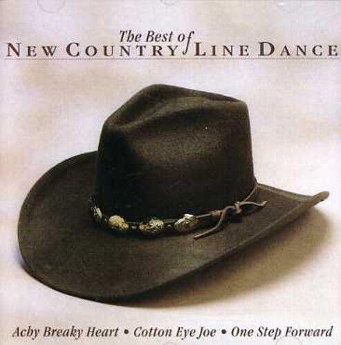 Best Of New Country Line Dance (2005, CD NEU)