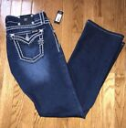 Miss Me Boot Cut Jeans for Men