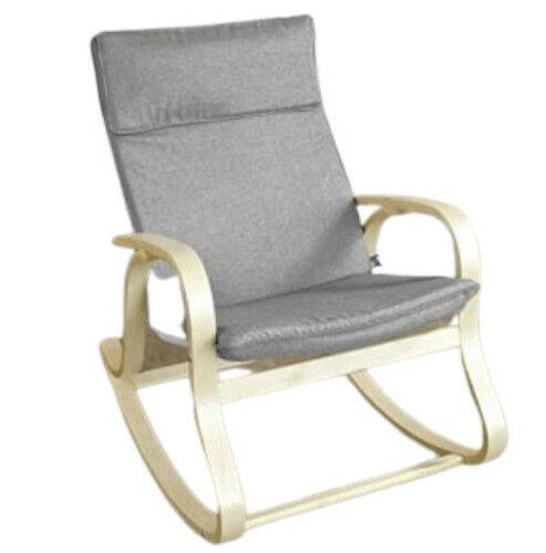 Haotian FST15-DG Comfortable Rocking Chair