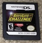 Retro Game Challenge Nintendo DS Video Games