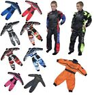 Girls Motocross and Off Road Pants
