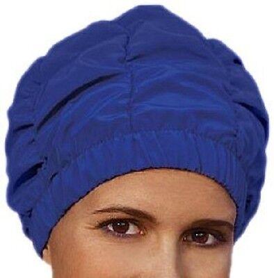 Fashy Duschhaube  Haube zum Duschen  in blau 3620 50