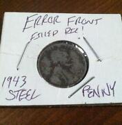 1943 Steel Penny Error