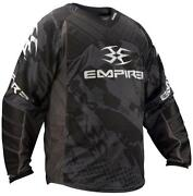 Black Paintball Jersey
