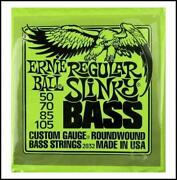 Ernie Ball Bass Strings