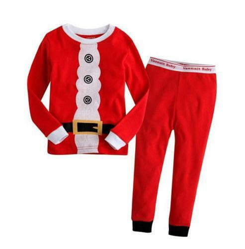 boys christmas pyjamas ebay - Childrens Christmas Pyjamas