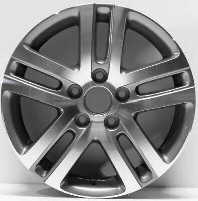 16 Alloy Wheel for Volkswagen Jetta VW 2005 - 2018 Silver Rim New ALY69812