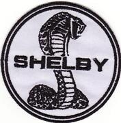 Shelby Cobra Patch