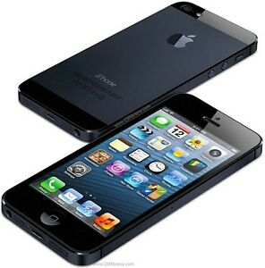 iPhone 5 (32GB, Black/Slate)