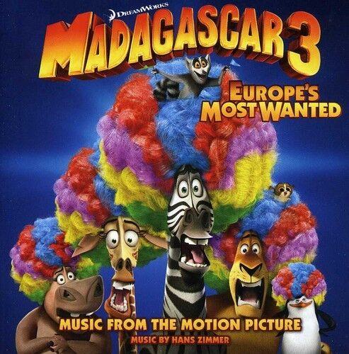 Various Artists, Han - Madagascar 3: Europe's Most Wanted (Original Soundtrack)