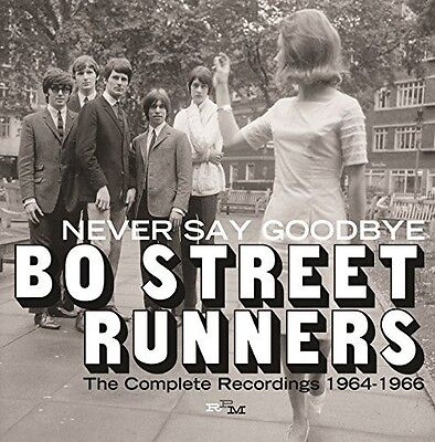 Bo Street Runners - Never Say Goodbye: Complete Recordings 1964-66 [New CD] UK - (Bo Street Runners)