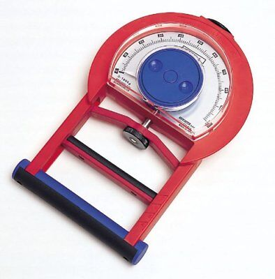 TOEI LIGHT T-2048 Analog Hand Grip Dynamo Meter Dynamometer 0 to 100kg /0.5kg
