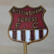 Nottingham Forest Badges