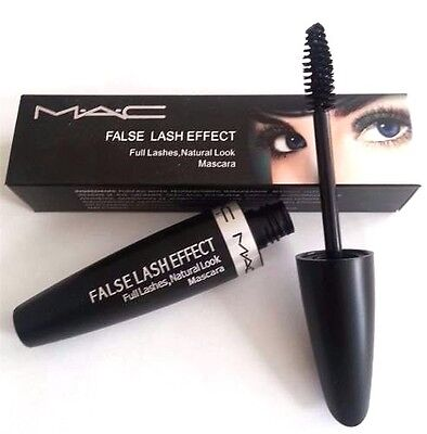Mac False Eyelash Effect Mascara Black Lash Color Big Eyes Natural Full Look New