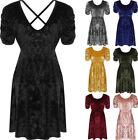 Short Sleeve Formal Dresses A-Line