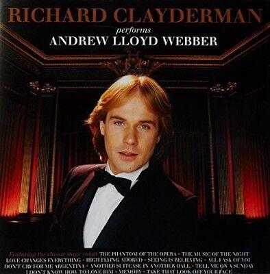 Richard Clayderman - Performs Andrew Lloyd Webber [New CD] Australia - Import Andrew Lloyd Webber Import