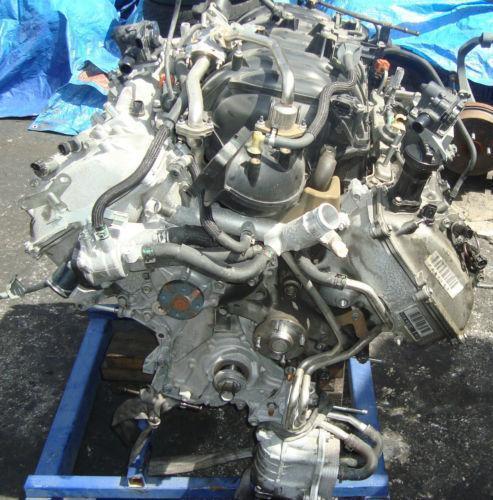 Used Jdm 01 10 Lexus Sc 430 V8 Engine 3uz E: Toyota V8 Engine