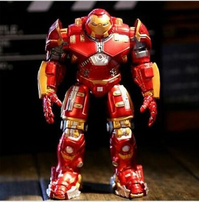 Hulkbuster Marvel Avengers Ultron Iron Man Hulk Buster Plastic Action Figure Toy