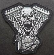 Biker Sew on Patches