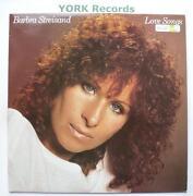 Barbra Streisand Love Songs