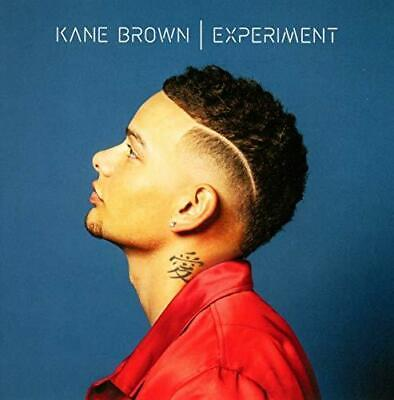 Experiment Kane Brown Audio CD NEW
