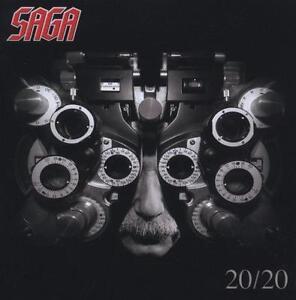 20/20 (Special Edition) von Saga (2012), Neu OVP, CD & DVD