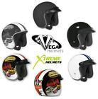 Open Face Scooter Helmet