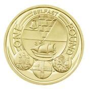 Belfast Pound Coin