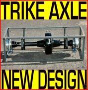 Trike Rear