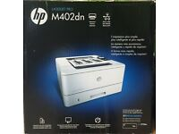 BRAND NEW HP® LaserJet Pro M402dn Black and White Laser Printer