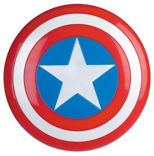 captain america shield fancy dress amp period costume ebay