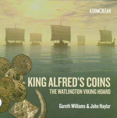 Viking Silver Coin Hoard Anglo-Saxon Britain King Alfred Watlington Wessex 870AD