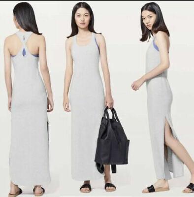 New Women's Lululemon Restore & Revitalized Dress - HCOR- $88 MSRP - Size 6