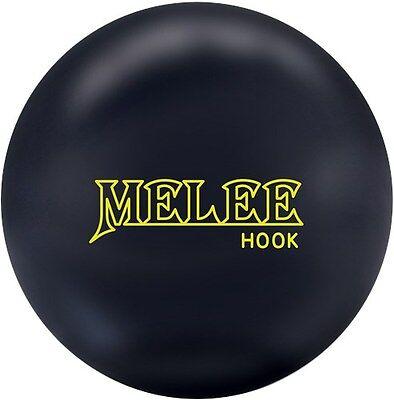 BRUNSWICK MELEE HOOK  BOWLING  ball  12 lb.    1st quality