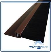 Door Draught Excluder Brown