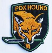 Foxhound Patch