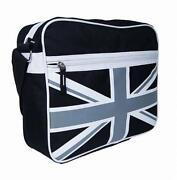 Union Jack School Bag