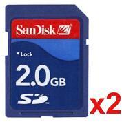 SD Karte 2GB