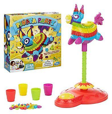 Hasbro Spiele Pinata Party Vorschulspiel Kinder Aktions Geschicklichkeitsspiele