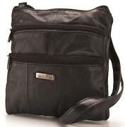Small Black Shoulder Handbag