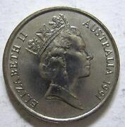 Australian 5 Cent Coins