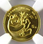5 oz Gold Panda