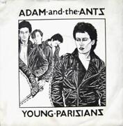 Adam and The Ants Vinyl