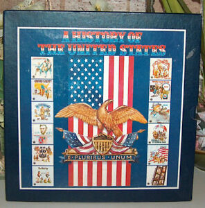 History of the United States 12 Vinyl Record Set London Ontario image 1