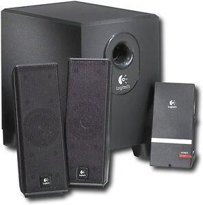 Logitech X 240 - Computer Speakers